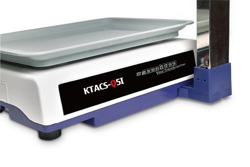 KTACS-Q5i Price Computing Scales with Pole 03