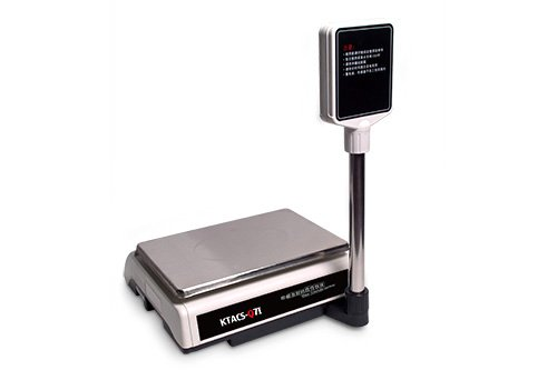 KTACS-Q7i Price Computing Scales with Pole 02